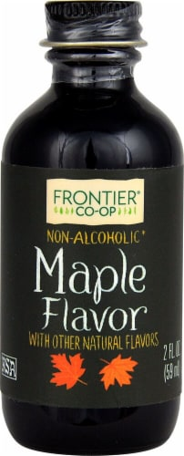 Frontier Maple Flavor Perspective: front