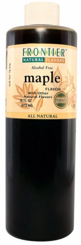 Frontier Nat Flavors Alcohol-Free Perspective: front