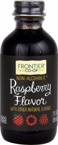 Frontier Raspberry Flavor Perspective: front