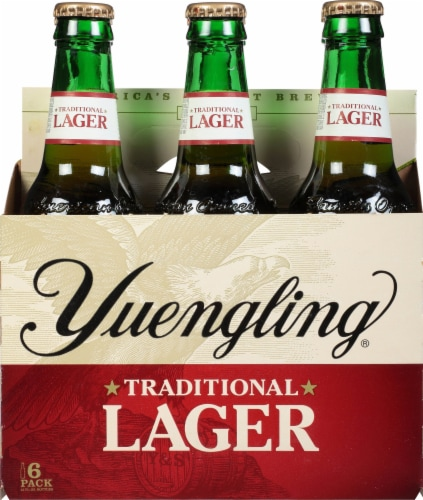 Yuengling Traditional Lager Perspective: front