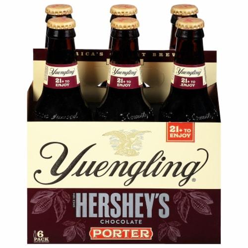 Yuengling Hershey's Chocolate Porter Beer Perspective: front