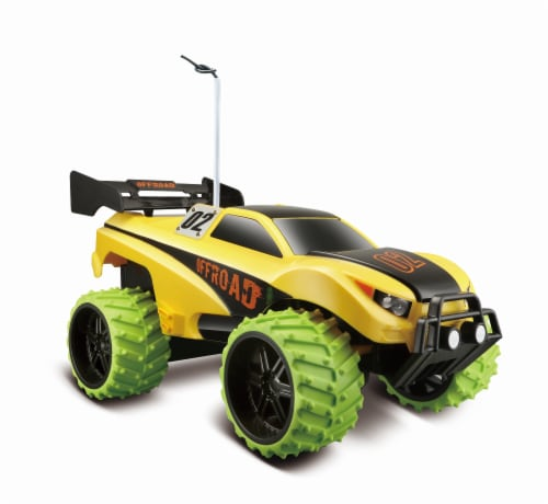 Maisto Off-Road Dune Blaster R/C Car Perspective: front