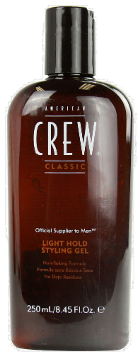 American Crew Classic Light Hold Gel Perspective: front