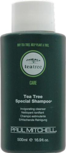 Paul Mitchell Tea Tree Shampoo Perspective: front