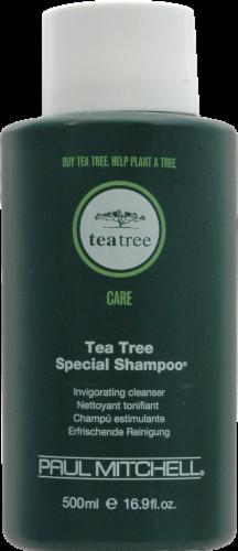 Paul Mitchell Tea Tree Shampoo Perspective: front