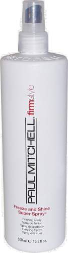Paul Mitchell Freeze Shine Spray Perspective: front