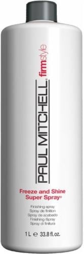 Paul Mitchell Firm Freeze Shine Spray Perspective: front