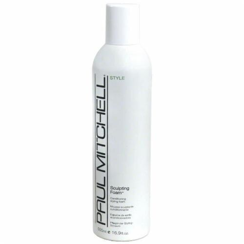 Paul Mitchell Sculpting Foam Perspective: front