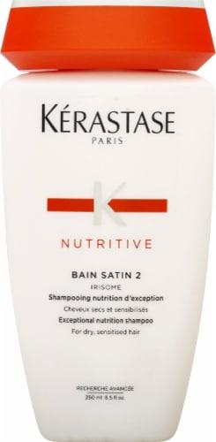 Kerastase Nutritive Bain Satin 2 Shampoo Perspective: front