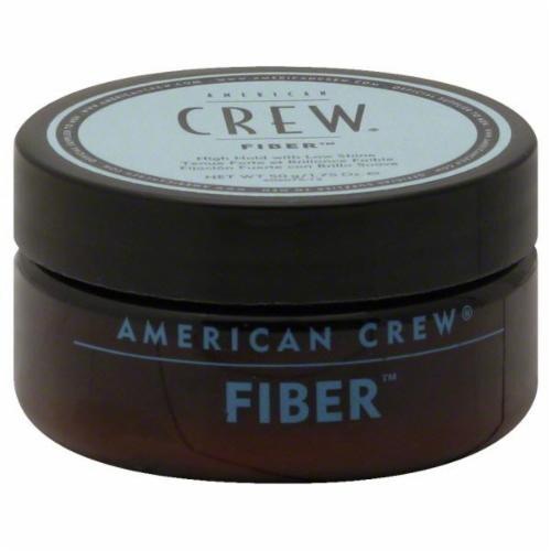 American Crew Fiber Hair Molding Créme Perspective: front