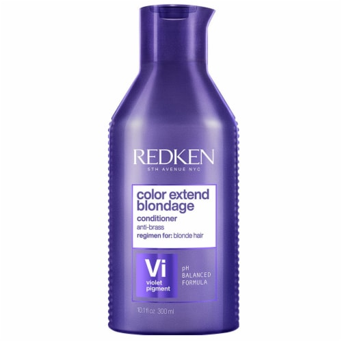 Redken Color Extend Blondage Anti-Brass Conditioner Perspective: front