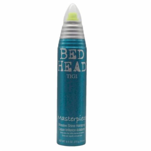 TIGI Bed Head Masterpiece Massive Shine Hairspray Perspective: front