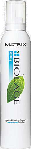 Matrix Biolage Hydro Foaming Styler Perspective: front