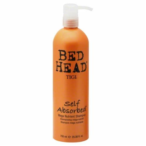 Bed Head Self Absorbed Shampoo Perspective: front