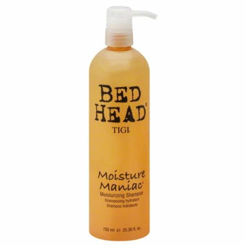 Bed Head Moisture Maniac Shampoo Perspective: front