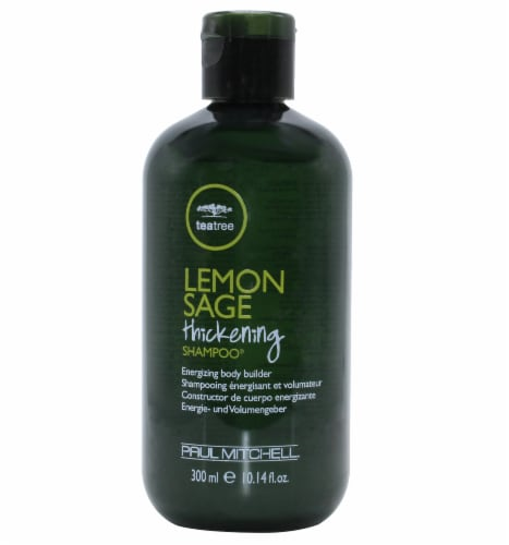 Paul Mitchell Lemon Sage Thickening Shampoo Perspective: front