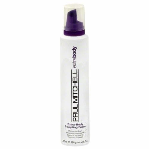 Paul Mitchell Extra Body Sculpting Foam Perspective: front