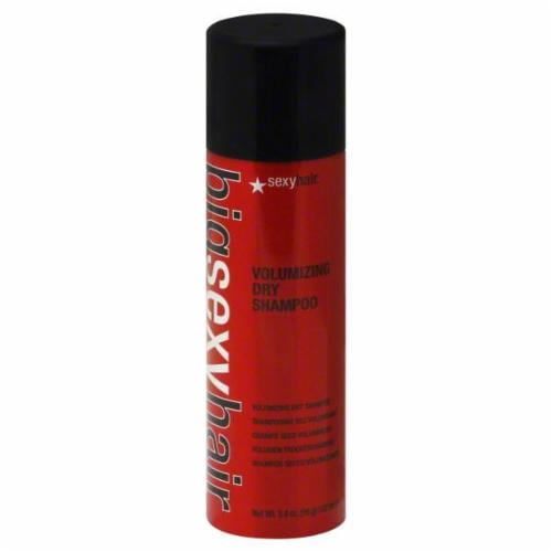 Big Sexy Hair Volumizing Dry Shampoo Perspective: front