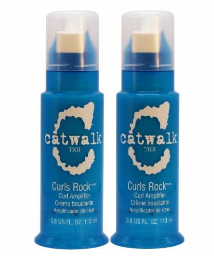 TIGI Catwalk Curls Rock Curl Amplifier Perspective: front