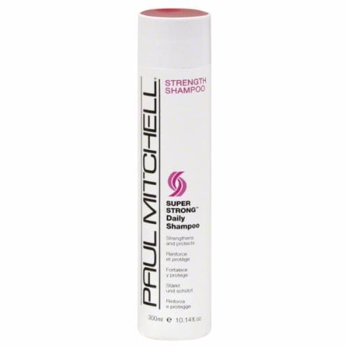 Paul Mitchell Super Strong Daily Shampoo Perspective: front