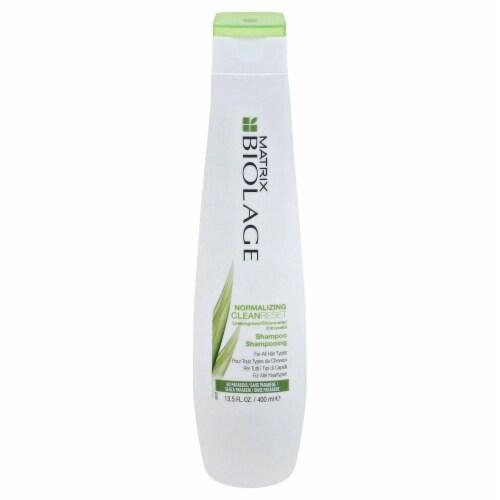 Matrix Biolage Norrnalizing Lemongrass Shampoo Perspective: front