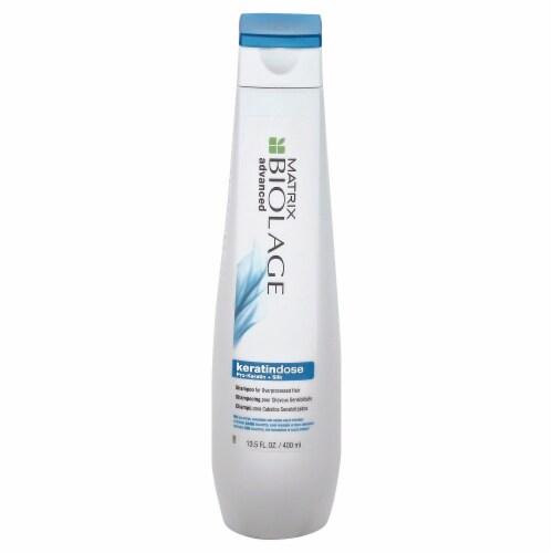 Matrix Biolage Advanced Keratindose Shampoo Perspective: front