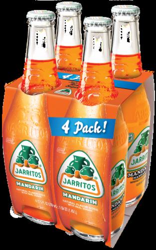Jarritos Mandarin Soda Perspective: front