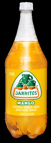 Jarrito Mango Soda Perspective: front