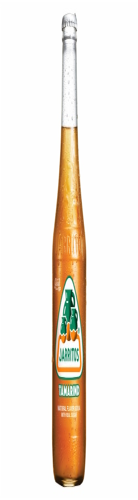 Jarritos Tamarindo Soda Perspective: front