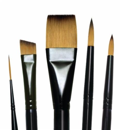 Royal Langnickel Deluxe Watercolor Brush Set Perspective: front