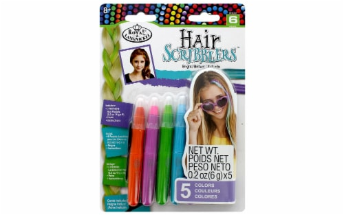 Royal® Hair Scribblers - Assorted Perspective: front