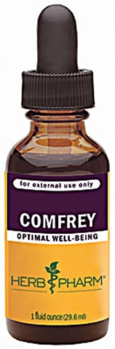 Herb Pharm  Comfrey Optimal Well-Being Perspective: front