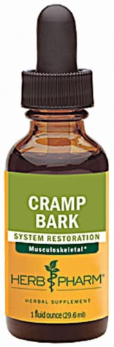 Herb Pharm  Cramp Bark System Restoration Perspective: front