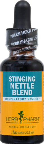 Herb Pharm Nettle Blend Herbal Supplement Perspective: front