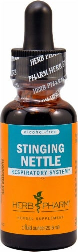 Herb Pharm Stinging Nettle Alcohol Free Herbal Supplement Perspective: front