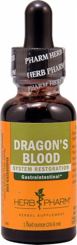 Herb Pharm  Dragon's Blood Perspective: front