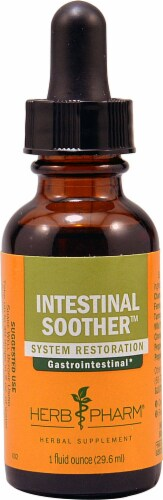 Herb Pharm  Intestinal Soother™ Perspective: front