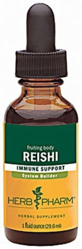 Herb Pharm  Reishi Immune Support Perspective: front