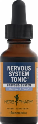 Herb Pharm Nervous Systems Tonic Perspective: front