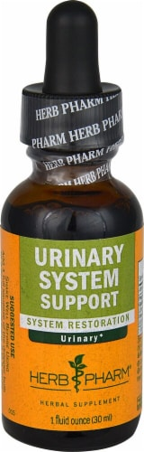 Herb Pharm Urinary System Support Compound Perspective: front