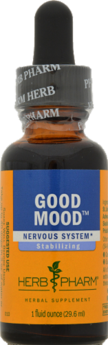 Herb Pharm Good Mood Tonic Perspective: front