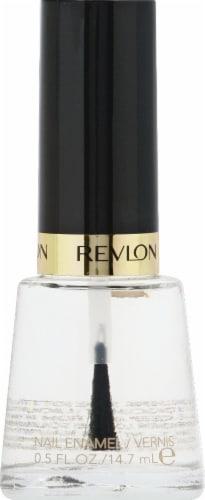 Revlon Creme Clear Nail Polish Perspective: front