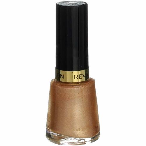 Revlon Copper Penny Nail Enamel Perspective: front