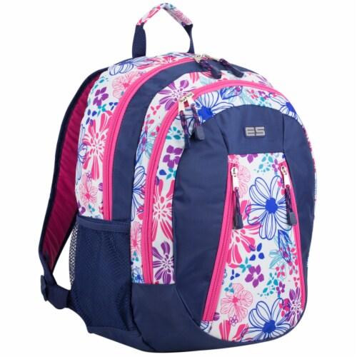 Eastport 2.o Backpack - Spring Floral Perspective: front