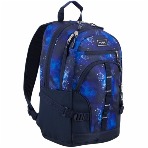 Fuel Dynamo Backpack - Galaxy Perspective: front