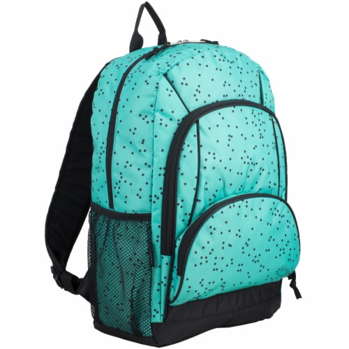 Fuel Triple Decker Backpack - Dainty Dalmations Perspective: front