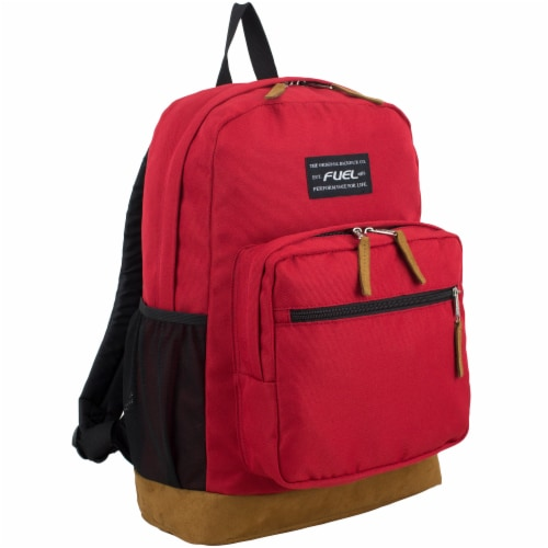 Fuel Superior Pro Backpack - Red Perspective: front