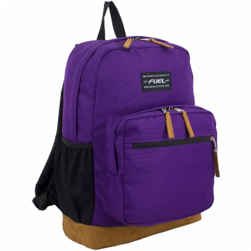 Fuel Superior Pro Backpack - Purple Perspective: front