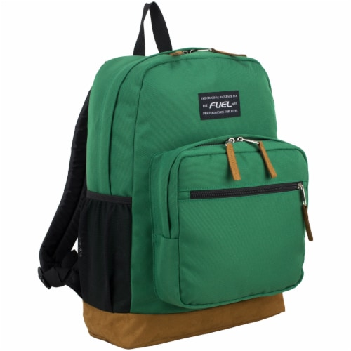 Fuel Superior Pro Backpack - Forest Green Perspective: front