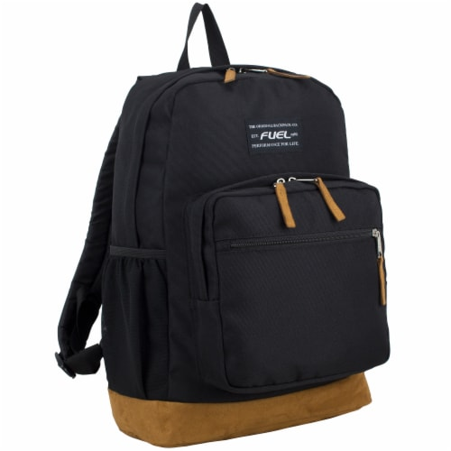 Fuel Superior Pro Backpack - Black Perspective: front